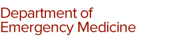Department of Emergency Medicine