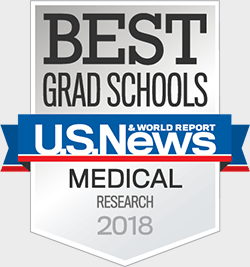 U.S. News and World Report Best Medical Schools: Research 2018